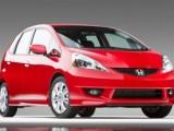 Электрическая Honda Fit 2012