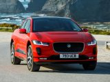 Электрический Jaguar I-Pace в России (фото, цена, комплектация, обзор)