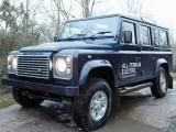 Электрический концепт Land Rover Defender 2013 (фото, видео)