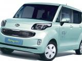 Новый электромобиль Kia Ray EV: характеристики, фото, видео