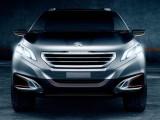 Концепт Peugeot Urban Crossover 2012: фото, видео