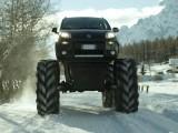 Fiat Panda Monster Truck (фото, видео)