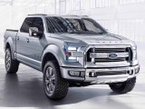 Ford Atlas Concept 2013 (фото, видео)