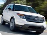 Ford Explorer Sport 2013: фото, характеристики, видео