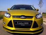 Тюнинг Ford Focus 3 универсал от Loder1899