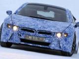 Прототип BMW i8 2014 проходит испытания (фото и видео)