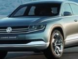 Новый Фольксваген Cross Coupe: характеристики, фото, видео