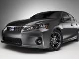 Новый Lexus CT 200h F-Sport Special Edition 2012 года