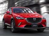 Новый кроссовер Mazda CX-3 2016