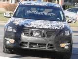 Новый седан Nissan Altima 2013 на испытаниях (фото и видео)