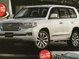 Рестайлинговый Toyota Land Cruiser 200 2016 (фото)