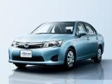 Гибридные Toyota Corolla Axio и Fielder 2014