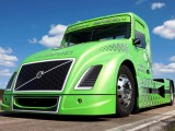 Грузовик Volvo Mean Green установил рекорд скорости (фото, видео)
