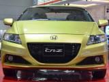 Honda CR-Z 2013: цена, фото, характеристики