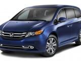 Новая Honda Odyssey 2014 для США