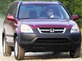 Honda отзывает кроссоверы CR-V 2002-2004 и Pilot 2003