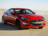 Hyundai Genesis Coupe 2012 в России: цена, видео
