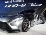Hyundai HND-9 Concept 2013 (фото, видео)