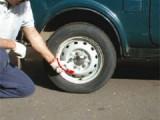 Инструкция по замене колеса (видео)