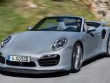 Кабриолеты Porsche 911 Turbo и Turbo S 2014