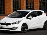 Kia Pro Ceed 2013: цена, фото, характеристики