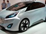 Концепты Mitsubishi GR-HEV и CA-MiEV 2013 (фото, видео)