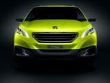 Концепт Peugeot 2008: фото, характеристики