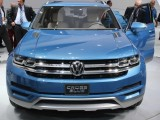 Volkswagen CrossBlue Concept 2013 (фото, видео)