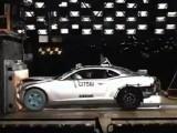 Краш-тест Chevrolet Camaro 2011 года (видео)