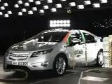 Краш-тест Chevrolet Volt 2012 (видео)