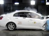 Самые безопасные модели китайских авто (видео краш-тестов)