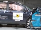Краш-тесты Honda CR-V 2013 и Citroen C4 Picasso 2013 от Euro NCAP