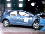 Краш-тест Hyundai i30 2012 (видео)