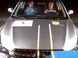 Краш-тест нового Subaru XV 2012 (видео)