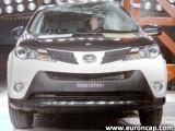 Краш-тесты Toyota RAV4, Auris, Skoda Octavia и Renault Zoe 2013 (видео)