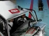 Краш-тест ВАЗ-2114 (видео)