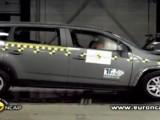 Краш-тест нового Шевроле Орландо 2012 (видео)