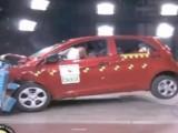 Краш-тест новой Kia Picanto 2012 (видео)