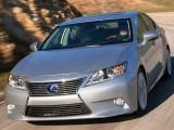 Седан Lexus ES 2013: фото, характеристики