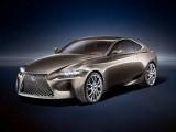 Концепт Lexus LF-CC 2012: фото, видео