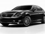 Новый Lexus LS 460 Sport Special Edition 2012 года