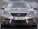 Lexus LS TMG Sports 650: фото, характеристики