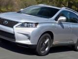 Lexus RX 350 F Sport 2013: фото, характеристики, видео