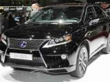 Кроссовер Lexus RX 2013: фото, характеристики, видео