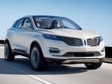Концепт Lincoln MKC 2013 (фото, видео)