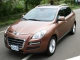 Кроссовер Luxgen 7 SUV в России: цена, фото, характеристики