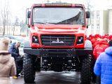 Спортивный капотный грузовик МАЗ-6440RR (фото, характеристики)