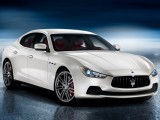 Новый седан Maserati Ghibli 2014