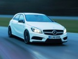 Mercedes A 45 AMG 2014: цена, фото, характеристики
