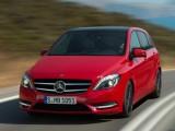 Mercedes B-Class 2012 в России: цена, фото, характеристики